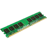 VALUERAM DIMM 1GB 667MHZ DDR2 NON-ECC CL5 DESKTOP